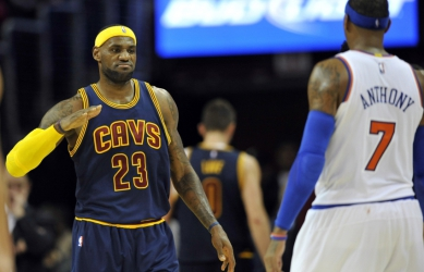 Analiza: Cleveland Cavaliers - New York Knicks