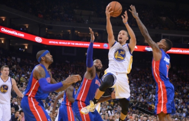 Analiza: Golden State Warriors - Detroit Pistons